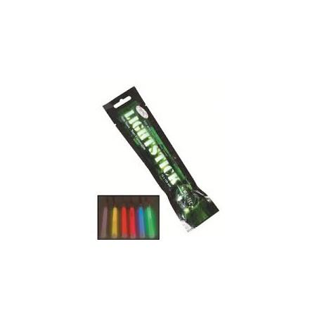 Light stick 1,5X15cm green