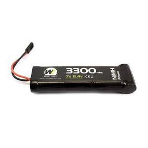 Bateria 8.4v 3300mAh NiMh Large type