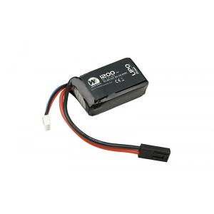 Bateria 7.4v 1200mah 30c PEQ Li-Po [NP]