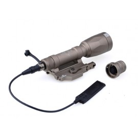 M600P Scoutlight LED Full Version tan