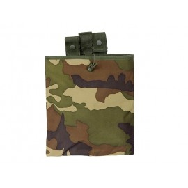 Dump Pouch roll up woodland