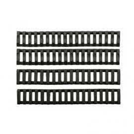 Ladder type RIS rail panels set bk