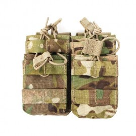 Double stacker M4 mag. pouch multicam [Condor]