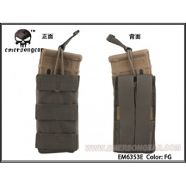 Modular Open Top Single MAG Pouch fg