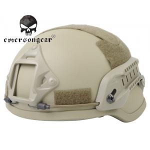 Helmet ACH MICH 2002 Special version tan