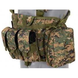 Chest Rig 8FIELDS marpat
