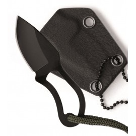 Curved blade concealment knife w kydex holster [Mil-Tec]