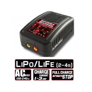 Carregador de bateria Li-Po 2S-4S SWISS ARMS