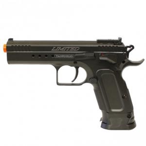 Pistol Limited Custom full metal semi auto CO2