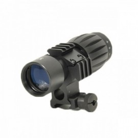 Dot sight magnifer 3X p red hot [Swiss Arms]