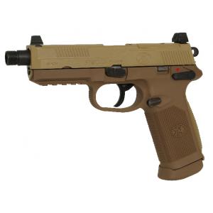 Pistola FNX-45 green Gas DE FN