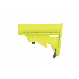 Stock retractable Yellow M4/M15