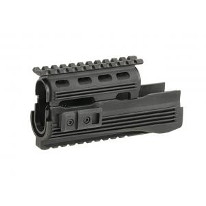 Upper and Lower Railed HandGuard f AK CYMA