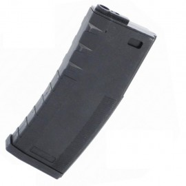 Magazine PTW M4 120BBs Systema HEXMAG bk