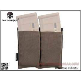 Pouch double M4 B sg EMERSON