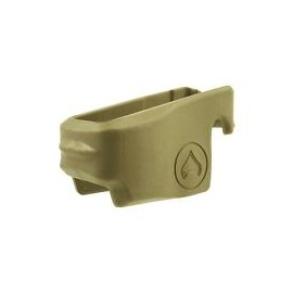 Tactical grip clip tan