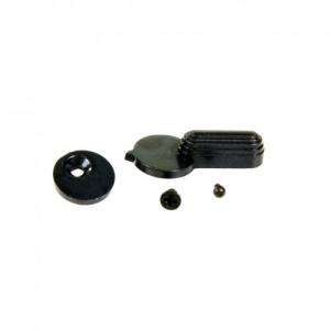 Selector tiro metal M4/M16 bk SHS