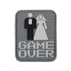 Patch PVC Game Over
