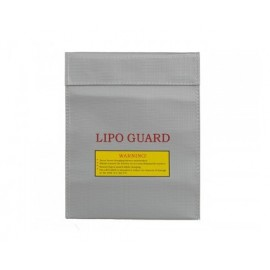 Li-Po Guard Safety Battery Charging/Storing Bag
