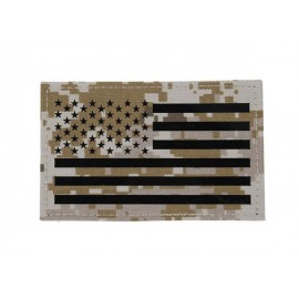 Patch US Flag Infrared Patch AOR1
