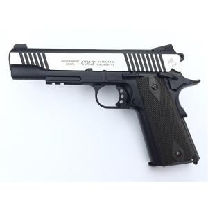 Pistola COLT 1911 Rail CO2