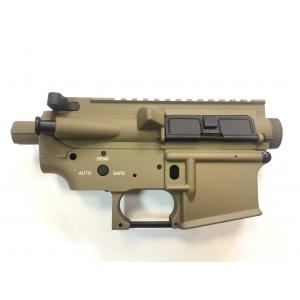 Corpo completo metal M4 tan [E&C]