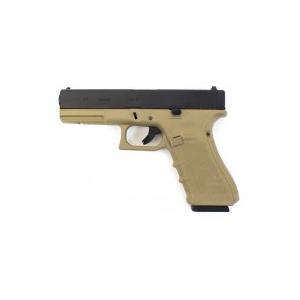 Pistola EU17 Gen4 tan [WE]