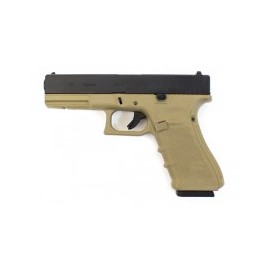 Pistola EU17 Gen4 tan [WE]