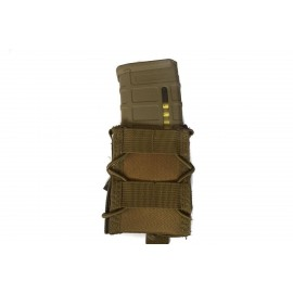 Open Top Pouch PMC M4 tan [NUPROL]