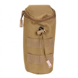 Pouch bottle molle tan