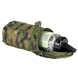 Pouch bottle molle digital woodland