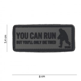 Patch 3D PVC You Can Run