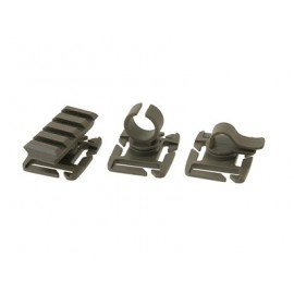 Clip Pack Molle Webbing Attachment od [FMA]