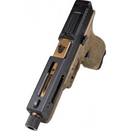 Pistola Gladius 17 bronze Gas/CO2 [SECUTOR]