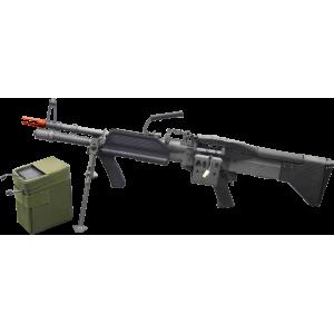 U.S. Ordnance M60E4 / Mk43 [ASG]