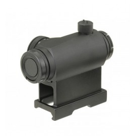 Red Dot T1 w Hight QD Mount bk [Aim-O]