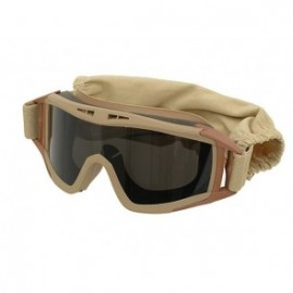 Goggle lenses Tactical tan [ACM]