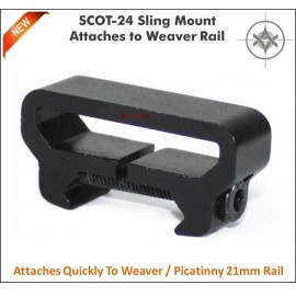 Sling Swivel Picatinny Mount
