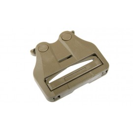 Clip ITW NEXUS GT COBRA female BUCKLE 50mm tan