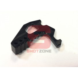 Charging handle extension CNC M4 bk [MCC]