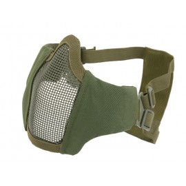 PDW Half Face Protective Mesh Mask od [BD]