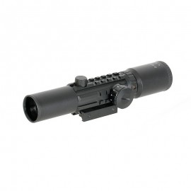 Scope 2-6x28E w 3 mounting rails [ACM]