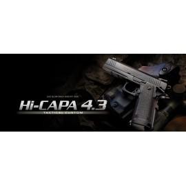 Pistola Hi-Capa 4.3 Tactical Custom Gas Blowback [Tokyo Marui]