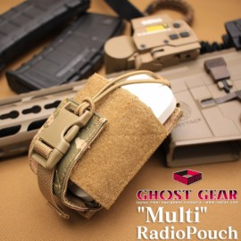 Radio Pouch multicam [Ghost Gear]