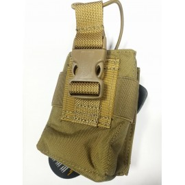 Radio Pouch Adjustable tan [GERONIMO]