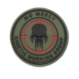 Patch rubber Kinetic Working Group od
