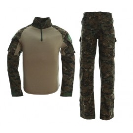 Uniforme Gen3 Woodland Digital - M [DRAGONPRO]