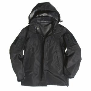 Jacket Softshell PCU bk - XL [Mil-tec]