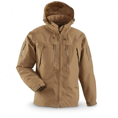 Jacket Softshell PCU tan - L [Mil-tec]