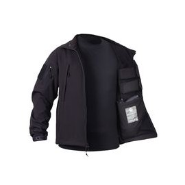 Jacket tactical bk – S